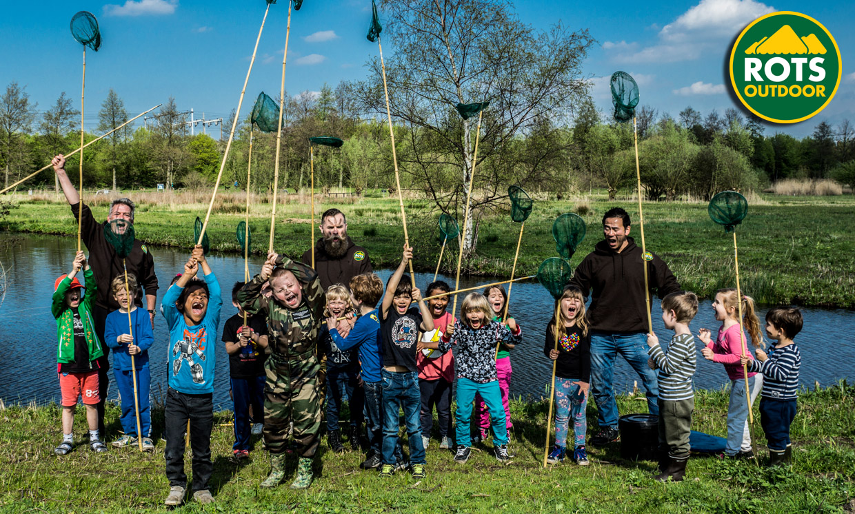 ROTS outdoor - Kids event 'Mud & Bugs'