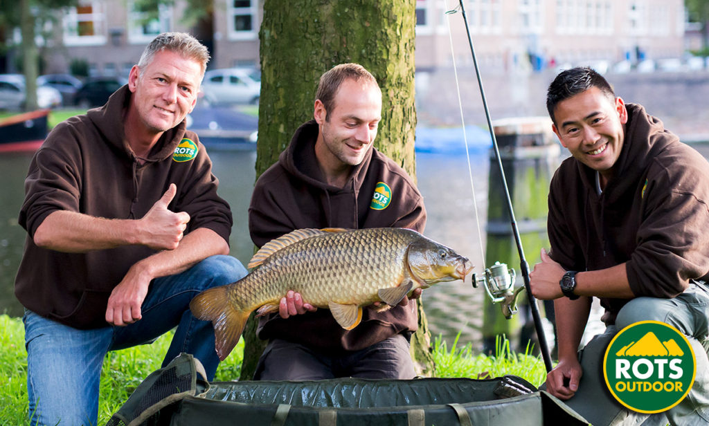 ROTS outdoor - Individual events - Urban Carp Fishing
